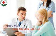 Lưu ý khi điều trị viêm âm đạo
